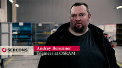 OSRAM test products